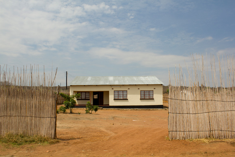 The CLT office in Nsumbu Town.